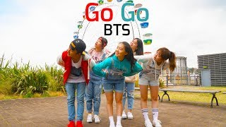 "BTS (방탄소년단) - ""고민보다 Go (Go Go)"" Dance Cover by MONOCHROME"