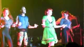 Scissor Sisters - Let's Have a Kiki [Live from Madrid 2012]