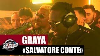 "[Inédit] Graya ""Salvatore Conte"" #PlanèteRap"