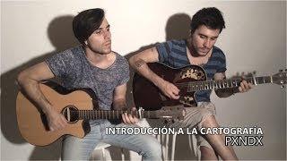 MARTIN&MARTIN - INTRODUCCIÓN A LA CARTOGRAFÍA - COVER PXNDX