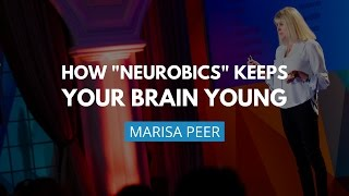 "How ""Neurobics"" Keeps Your Brain Young 