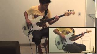 O Rappa Hostia Cover Baixo (Bass cover)