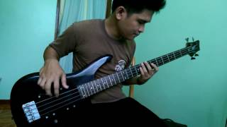 Lemon tree FOOLS GARDEN  by outline bass cover