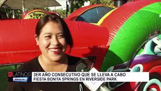 FIESTA BONITA SPRINGS Un año más celebrando con la comunidad