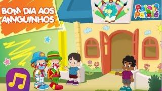 Patati Patatá - Bom Dia aos Amiguinhos (DVD O Melhor da Pré-escola)