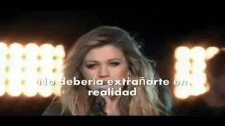 My life would without you - Kelly Clarkson (sub español)