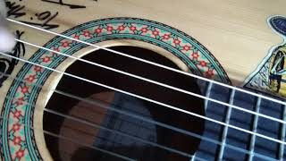 Simple Fingerstyle on E minor