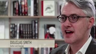 RASPUTIN | AUTHOR INTERVIEW | with Douglas Smith