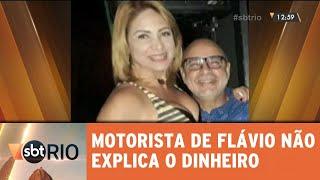 Motorista de Flávio Bolsonaro não explica a origem do dinheiro