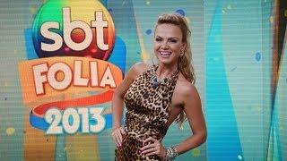 Blog Eliana Life | Eliana fala de seu Carnaval nos bastidores do SBT Folia