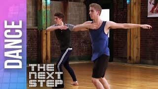 """The Next Step - Extended Noah & Eldon """"Oxygen"""" Duet (Season 3)"""