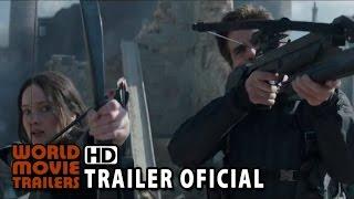 Jogos Vorazes: A Esperança - Parte 1 Trailer oficial dublado (2014) HD