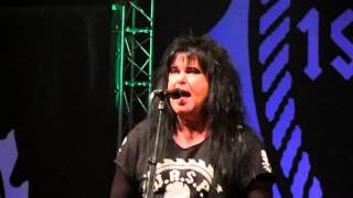 W.A.S.P.: The torture never stops, live in Varberg 2012-10-06