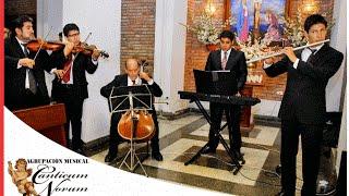 [Paquetes Instrumentales] Fanfarria de trompeta - Coro Canticum Novum