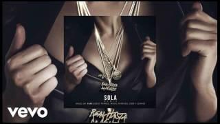 Sola (Official Remix) Anuel AA Ft. Daddy Yankee, Wisin, Farruko y Zion y Lennox -