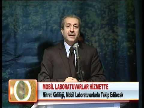 MOBİL LABORATUVARLAR HİZMETTE 19.01.2012