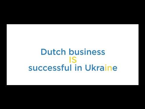 Dutch business IS successful in Ukraine