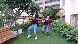 Teri Aakhya Ka Yo Kajal - Melvin Louis Choreography    Dance Cover by Janhavi & Kshipra