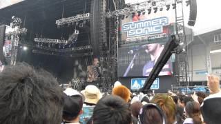 Linkin Park - Castle of Glass - Summer Sonic Tokyo 10.8.2013