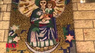 Imagen de la Virgen de Guadalupe en Nazaret