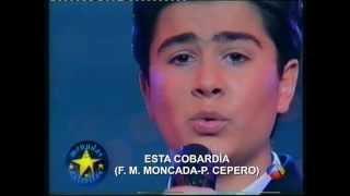 """MENUDAS ESTRELLAS """"ESTA COBARDÍA"""" F. M. MONCADA-P. CEPERO"""