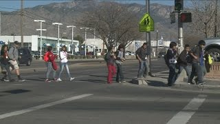 Albuquerque police, schools remind drivers to be on the lookout for kids returning to school