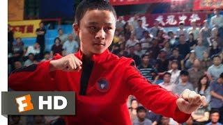 The Karate Kid (2010) - I Want Him Broken Scene (8/10) | Movieclips