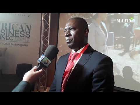 Entretien avec Benjamin Gasamagera, en marge de la 2ème édition de «l'Africain Business Connect»