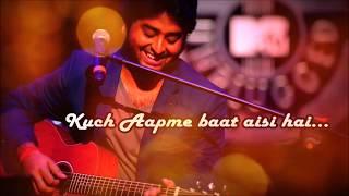WhatsApp Status - Arjit Singh (Dekha Hazaron daffa with lyrics)