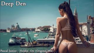 Pascal Junior - Holdin On (Radio Edit)