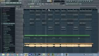N-Fasis - Lento (Remake o instrumental) by Yojaidy El Legendario