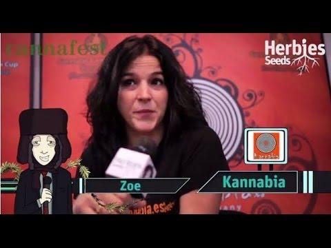 Kannabia Seeds @ Cannafest 2013 Prague / Praha
