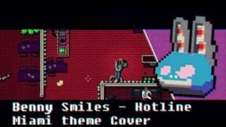 Benny Smiles - hotline miami theme Fl studio cover
