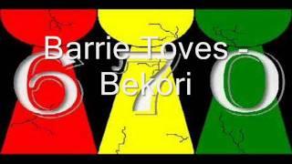Barrie Toves-Bekori.