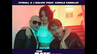 Hey Ma - Pitbull & J Balvin Ft. Camila Cabello | Spanish Version | Lyrics | The Fate of the Furious
