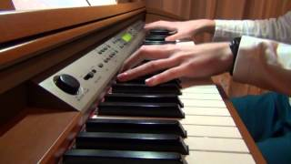 Euphoria - Loreen - (Piano Cover) - The Best Songs of 2012 Part 3 - [HD]