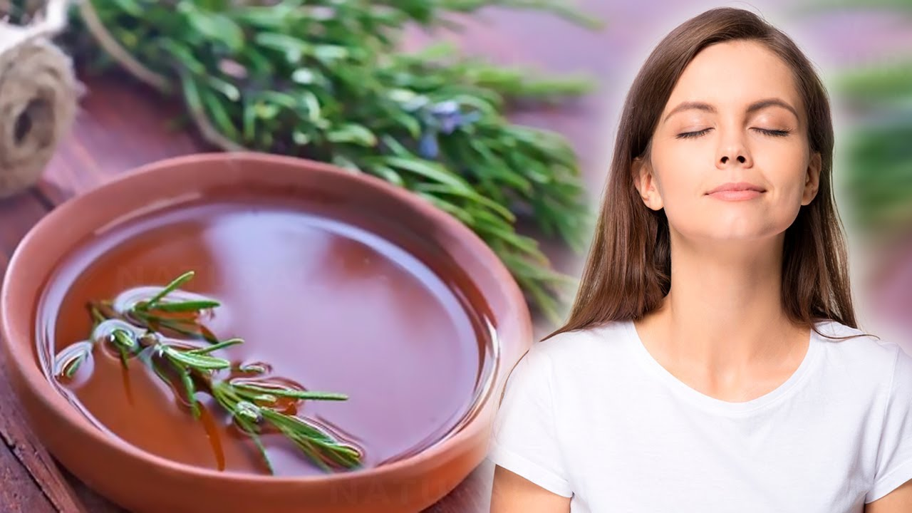 Healing Benefits of Bathing with Rosemary