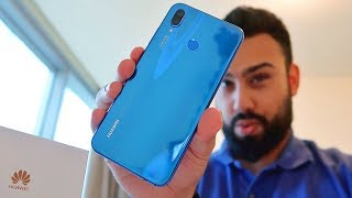 Huawei nova 3e Specifications