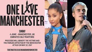 Ariana Grande Regresa a Manchester Para Concierto Benéfico