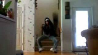 Freestyle Dancing to Michael Jackson's Hollywood Tonight