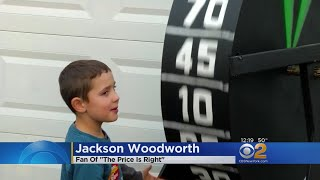 Maine Boy Has Homemade 'Price Is Right' Games