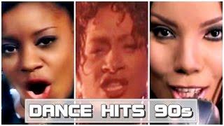 TOP 10 MÚSICAS | HITS DANCE ANOS 90 HD
