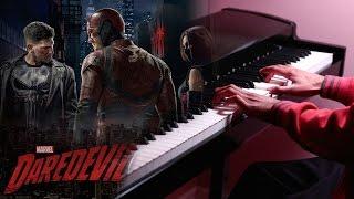 Daredevil - Main Theme - Piano