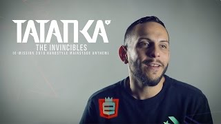Tatanka - The Invincibles (E-Mission 2016 Hardstyle Mainstage Anthem) | Announcement interview