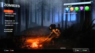 Black Ops III Zombies Menu Theme/OST