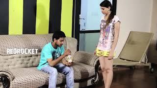 Sexy Hot Video || Desi romance with papa ki pari || width=
