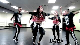 TINASHE | All Hands On Deck | @prodigydancelv | choreo by @matttayao