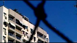 Barulho de helicóptero no Humaitá 2