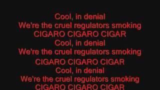 System of a Down - Cigaro Lyrics