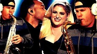 Meghan Trainor & John Legend - LIKE I'M GONNA LOSE YOU - Saxophone Cover